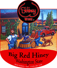 Big Red Hiney